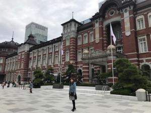 東京観光 Scene